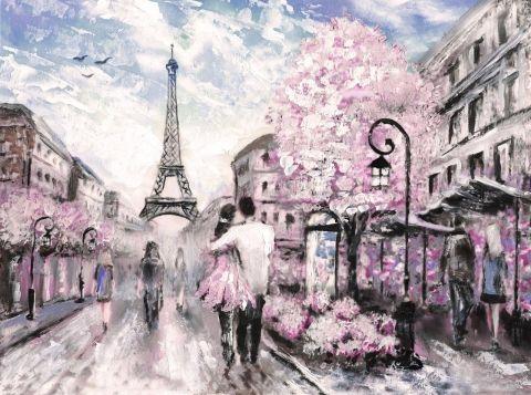 Париж в стиле Арт