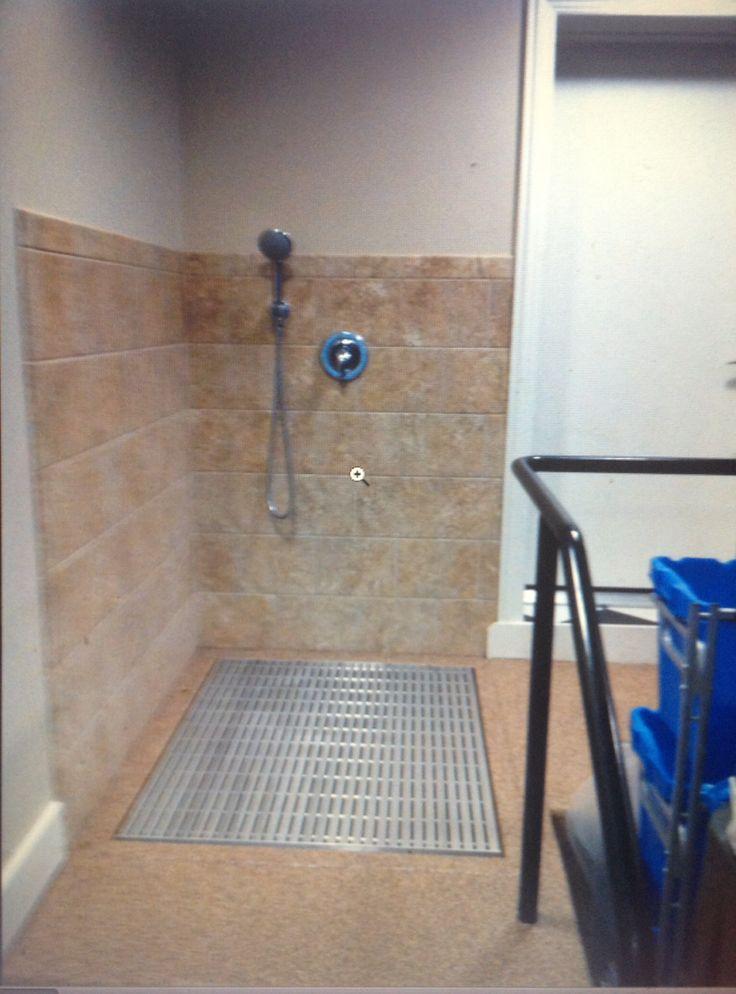 Dog Shower In Garage Dog Rooms Dog Shower Dog Washing