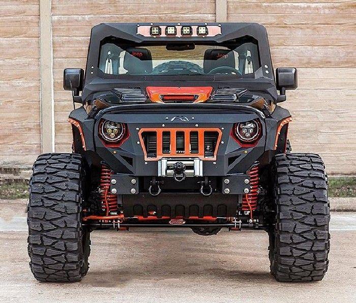 38 Amazing Jeep Suvs Crossovers Custom Build And Mods