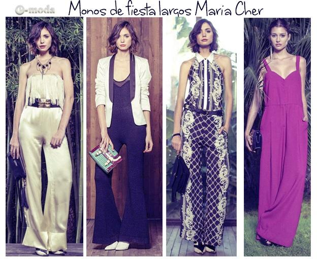 e-moda: Maria Cher monos de fiesta