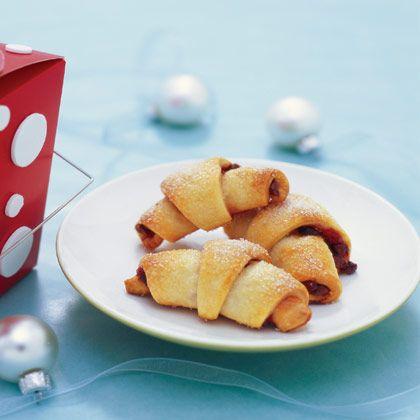 Chocolate-Cherry Rugelach   Lovin' Me Some Cherries!   Pinterest