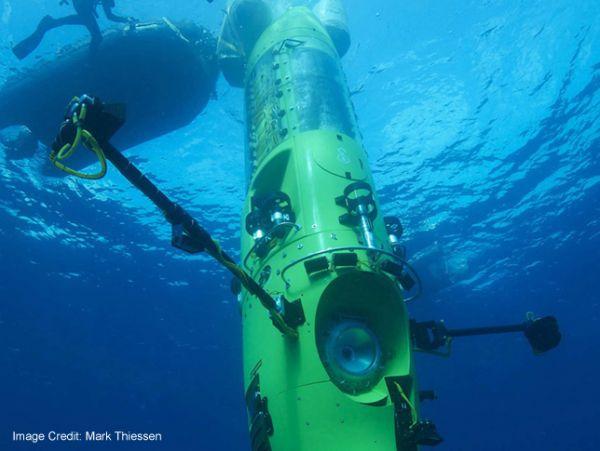 Deepsea Challenger - Sydney Design Awards