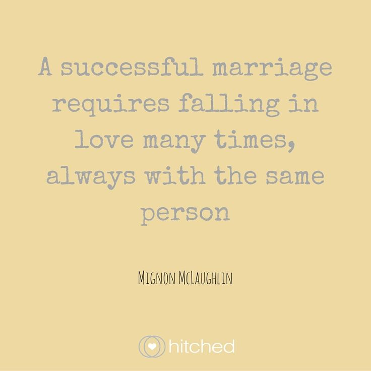 """A successful marriage requires falling in love many times, always with the same person."" This quote is the perfect piece of wisdom for a father of the bride speech."