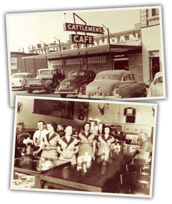 Cattlemen's Steakhouse at Stockyard City in Oklahoma City....it is over 100 years old and has served many famous people...we went there on our last family visit to OK City