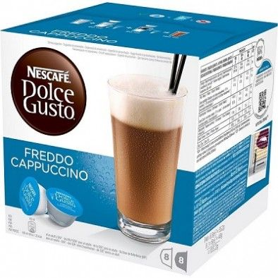Dolce Gusto Freddo Cappuccino