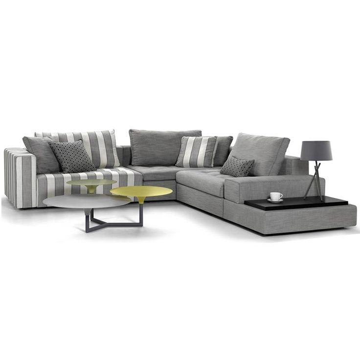 Μοντέρνος γωνιακός καναπές CHAMELEON www.idhome.gr Έπιπλα-Φωτιστικά Psichomanis