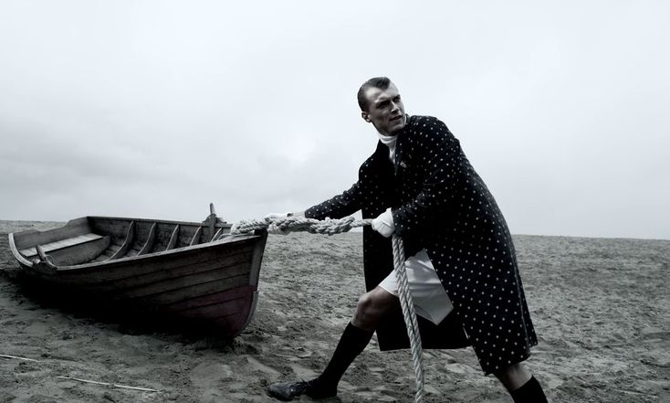 """Stuck"" A Prada Men's Video Editorial"