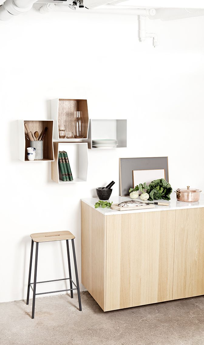 Charming look shelf for kitchen #repisas http://beta.cnc.gallery/