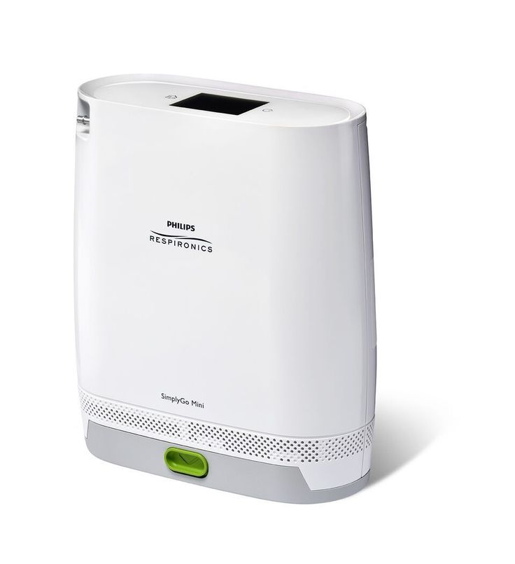 SimplyGo Mini Portable oxygen concentrator with standard battery - Help Medical Supplies