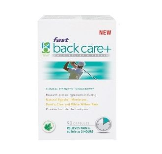 GENUINE HEALTH - Back Care Plus #genuinehealth #backcare