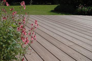 Fiberon Composiet Planken Professional Bruin