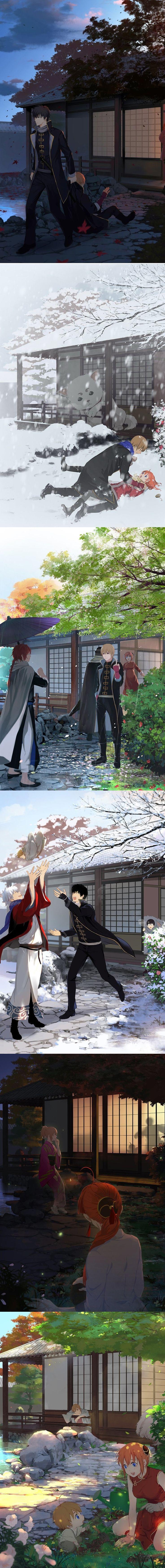 Kagura x Okita life journey