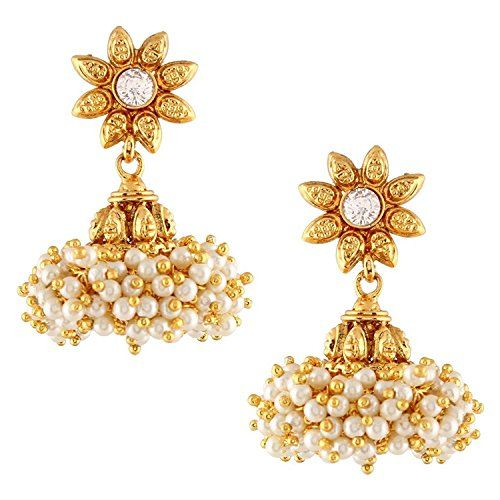 Dazzling Gold Plated Indian Bollywood White Pearls Gold P... https://www.amazon.com/dp/B06X188DPN/ref=cm_sw_r_pi_dp_x_4ewOybA55BS60
