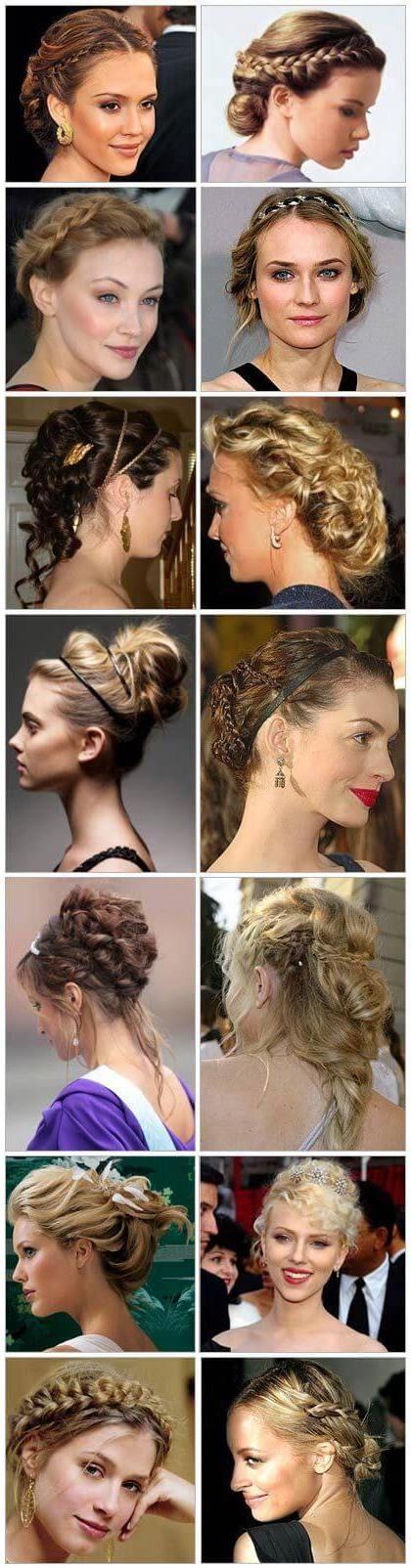 Los peinados romanos de mujer traídos de la antigüedad   Los Peinados