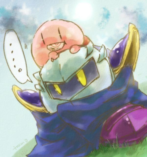 Little Kirby lol