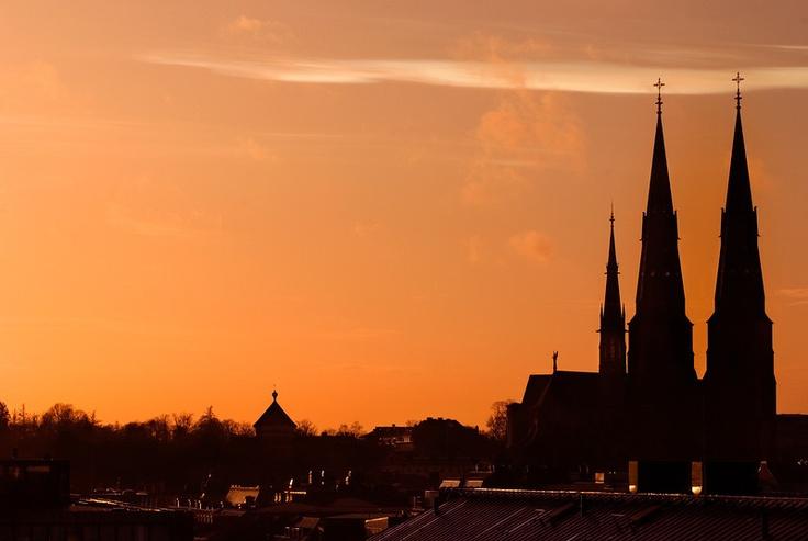 Uppsala © Klas-Herman Lundgren