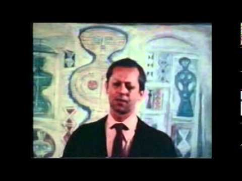 Massimo Campigli describes his painting and his favourite subject: women.