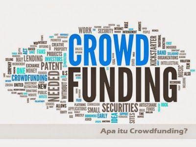 Apa itu Crowdfunding? Tips untuk Investor dan Penggagas Proyek >> http://goo.gl/P1ARYP