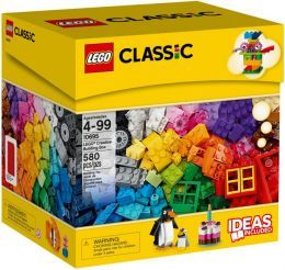 + Zvětšit foto LEGO 10695 CLASSIC Kreativní box LEGO