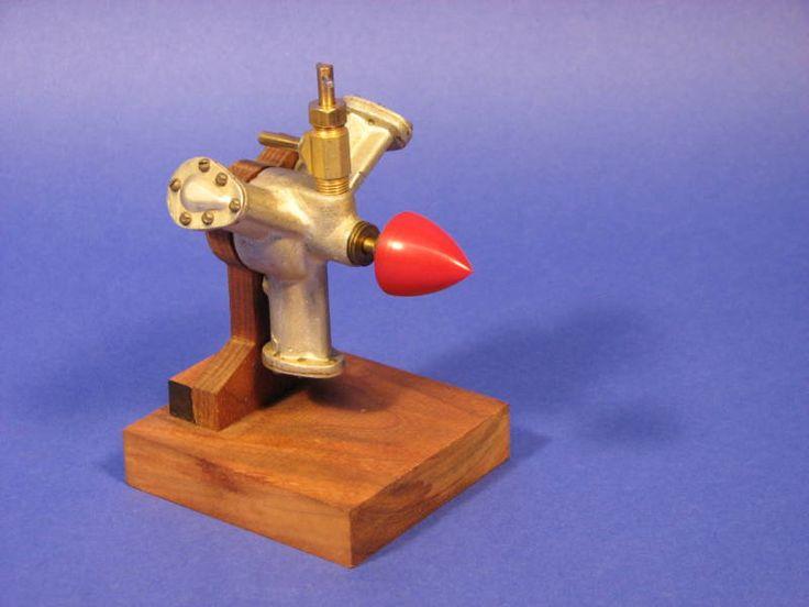 Compressed air engine.