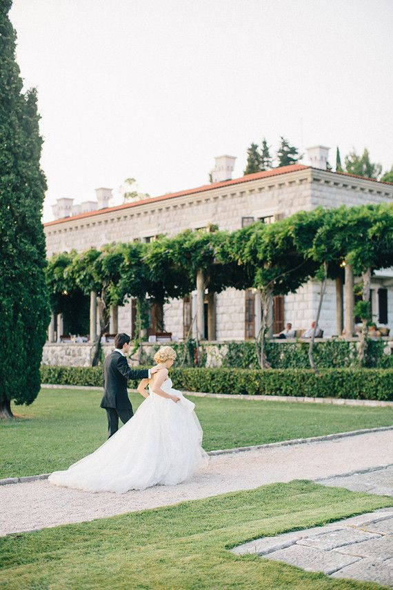 small intimate weddings southern california%0A Intimate Villa Wedding in Montenegro