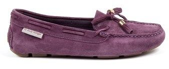 Andrew Charles by Andy Hilfiger Andrew Charles Womens Loafer Purple Victory.