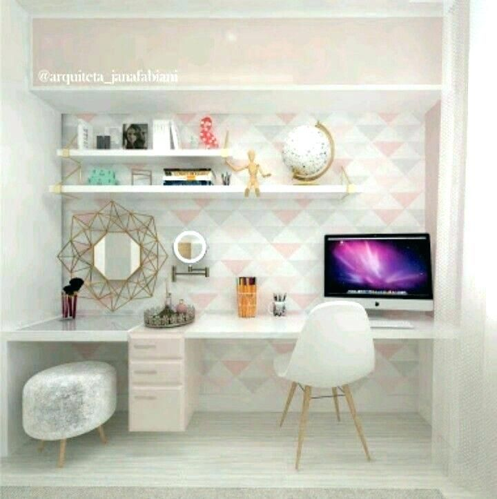 Desk Vanity Combo Desk And Vanity Combo Find This Pin And More On