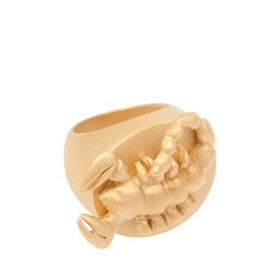 valentino scorpio ring #designer #accessories #valentino #jewelry #ring #covetme