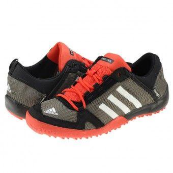 Pantofi sport Adidas negru/ rosu