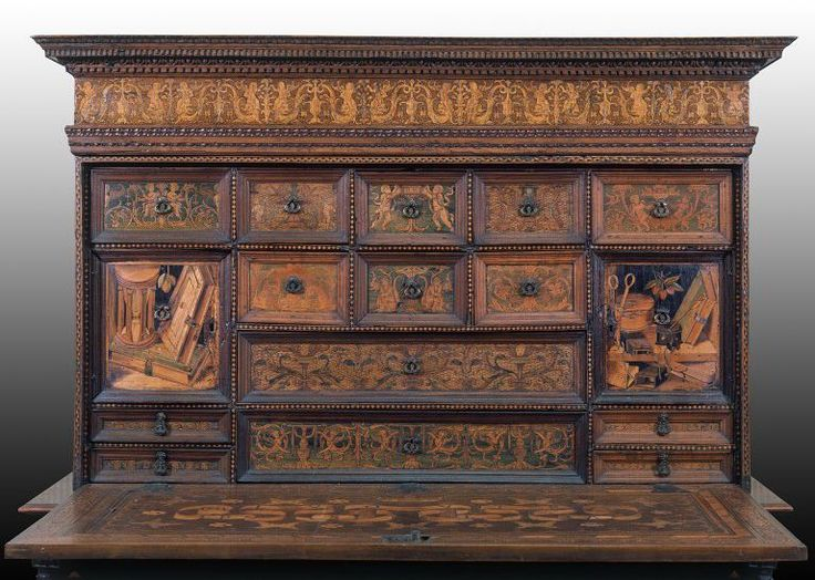 'Plus Oultra Cabinet' (Cabinet) | V&A Search the Collections