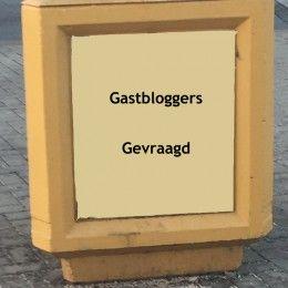 Gastbloggers gevraagd