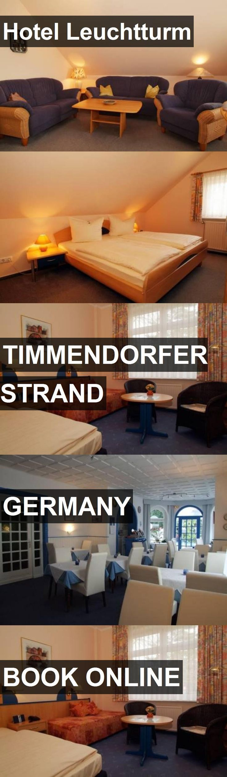 Hotel Leuchtturm in Timmendorfer Strand, Germany. For more information, photos, reviews and best prices please follow the link. #Germany #TimmendorferStrand #travel #vacation #hotel