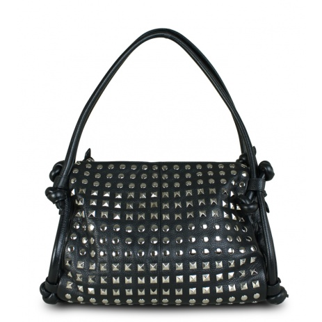 BODHI | STUDDED SATCHEL: Bodhi Bags,  Postbag, Safari Studs, Studs Purses, Studs Satchel, Amazing Bags, Studs Bags, Bags Lovers, Style Fashion