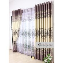 Lined Voile Curtains Cheap Thermal Ogotobuy C 1 2 16