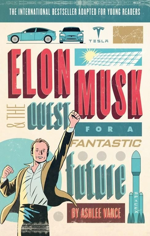 GENRE: Life Stories. Elon Musk is an inspirational role model for young entrepreneurs, breaking boundaries and revolutionising the tech-world. From his humble beginnings in apartheid South Africa, he showed himself to be an exceptionally bright child, and overcame brutal bullying to become the world's most exciting entrepreneur, founding PayPal, SpaceX, Tesla and Solar City.