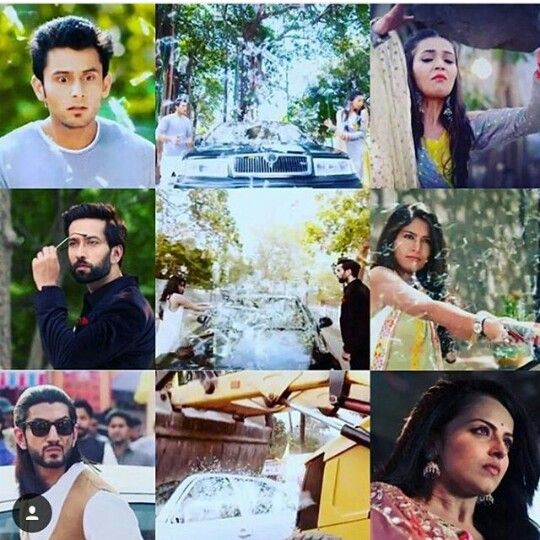 All for one one for all Nly ishqbaaz fans will understand