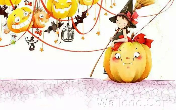 Image Description : Digital illustration, illustration artwork, South Korean Piainter,Cartoon illustrations, Art Illustration : Lovely Little Witch in Halloween 、Colorful Beautiful and artistic illustraions, dreamy and peaceful, softness style, pastel color, Webjong, Kim Jong Bok illustrations, Kim Jong Bok Cartoon illustration, Sweet and beautiful children illustration , fairylike cartoon girls, Fairy, Cute and lovely