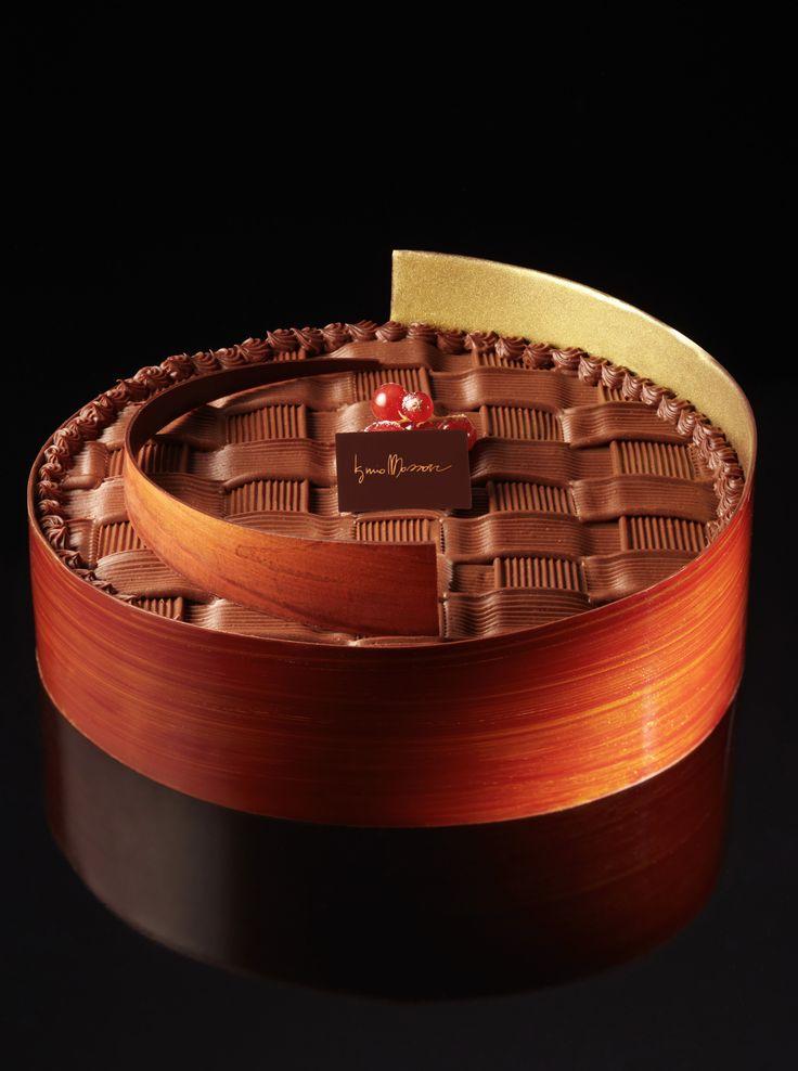 Torta delizia innovativa alle mandorle Iginio Massari