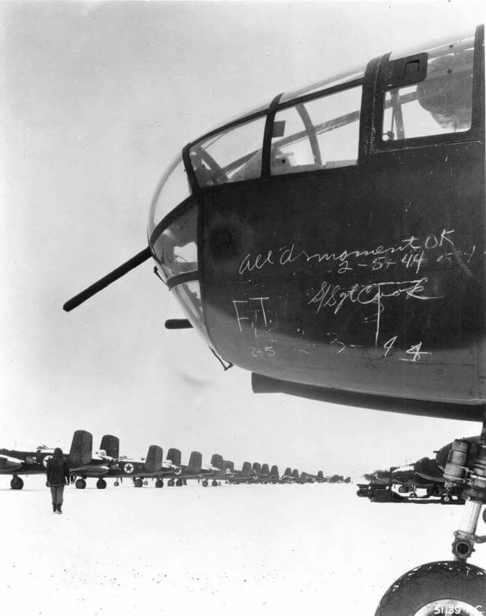 Behind the Inspiration of Military Nose Art of WWll