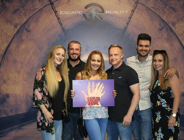THIS LOVELY TEAM CELEBRATED A BIRTHDAY IN BANK JOB, AND THEY ESCAPED JUST IN TIME!  BOOK NOW AT: www.escapereality.com/leicester  #leicester #social #entertaintment #escaperoom #escapereality #happy #puzzle #escape #friends #family #amazing #horror #games #adventure #student #hostel #alcatraz #jungala #sairento #bankjob #enigmista #escapereality http://butimag.com/ipost/1554572243107082984/?code=BWS8zf4FHLo