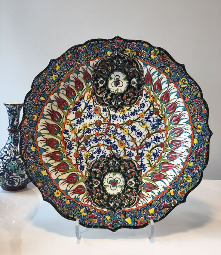 45 best TURKISH CERAMIC PLATES, GRAND BAZAAR PLATES images