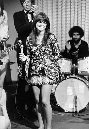Linda Ronstadt around 1970
