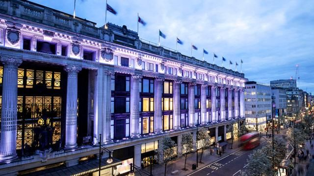Selfridges is one of the world's finest department stores. From high fashion to hi-fi, wardrobe co-ordination to wedding lists, it's every shop you'll ever need.