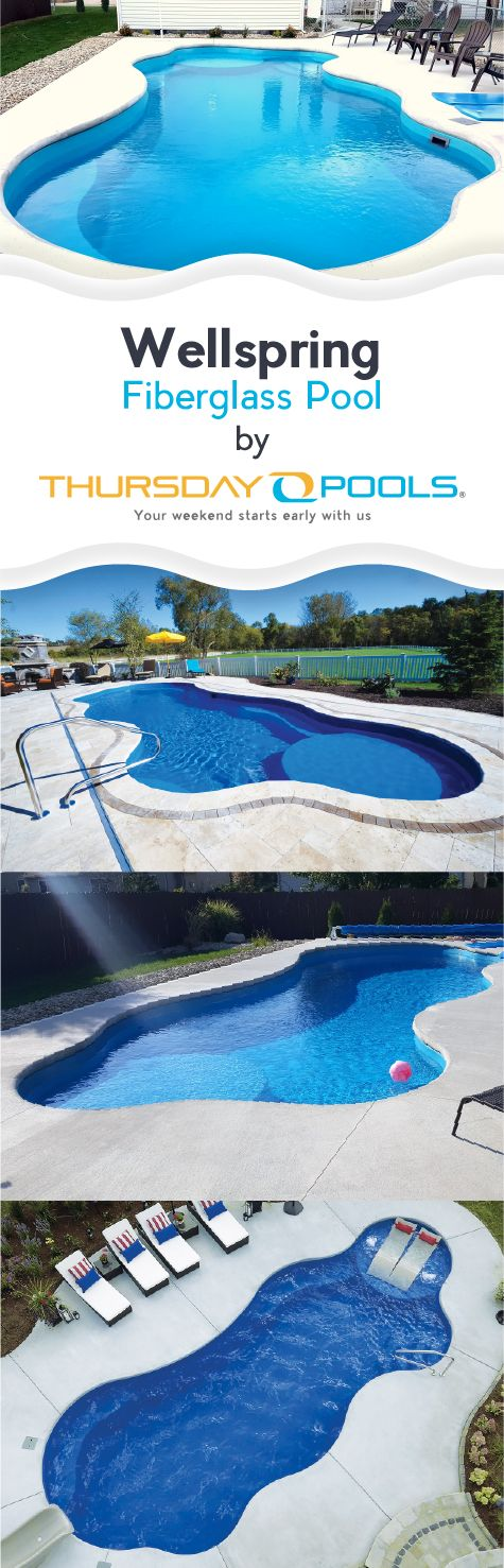 25 Best Ideas About Fiberglass Inground Pools On