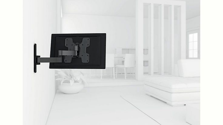 vogel´s® TV-Wandhalterung »WALL 2145« schwenkbar, für 48-94 cm (19-37 Zoll) Fernseher, VESA 200x200 Jetzt bestellen unter: https://moebel.ladendirekt.de/wohnzimmer/tv-hifi-moebel/tv-halterungen/?uid=970439d3-168f-5088-b43b-55e260e46541&utm_source=pinterest&utm_medium=pin&utm_campaign=boards #tvhalterungen #wohnzimmer #tvhifimoebel
