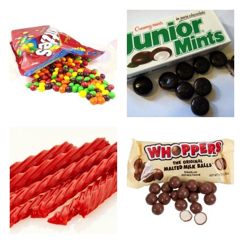 list of nut-free candies for halloween | cool mom picks
