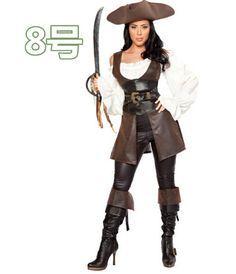 Resultado de imagen de mujer piratas del caribe