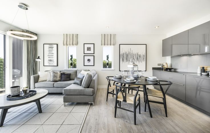 Contemporary living space created by Artspace Interior Design Ltd