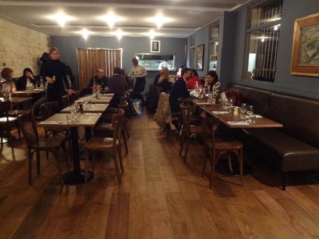 Albion, restaurant Paris 10e - Albion (Paris 10e): the place to be!   Coups de coeur