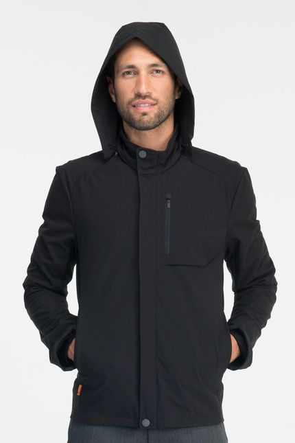 Legion Long Sleeve Zip Hood